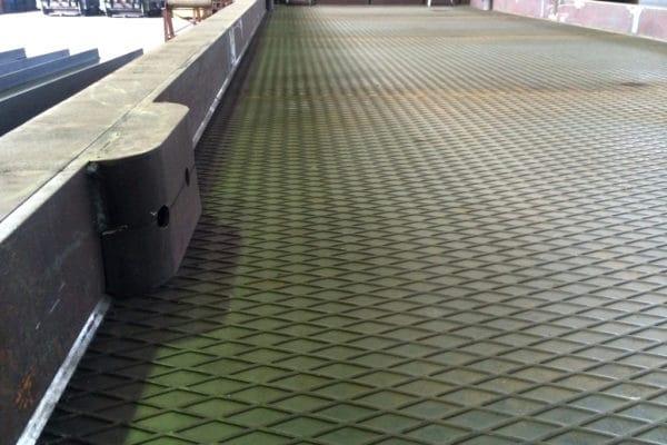 Рифлёная поверхность форма для плиты ПАГ 14