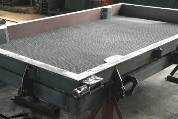 форма плита дорожная