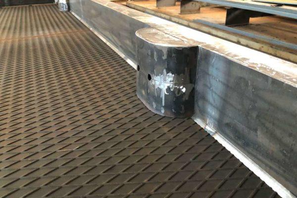 фаска формы дорожной плиты