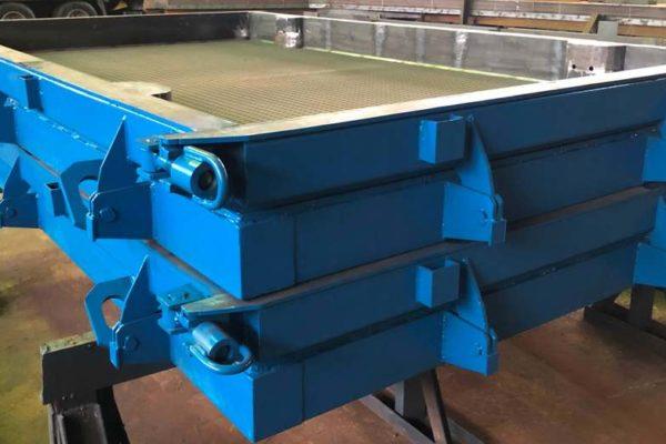 металлоформы для плиты дорожной