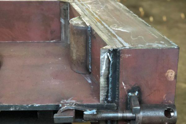 металлоформа рпс деталь борт малый