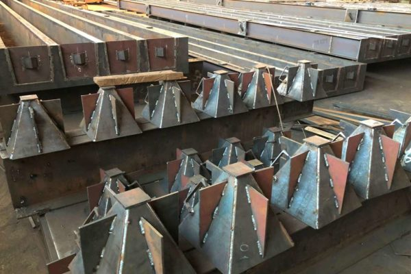 ограничители длины металлоформы свай