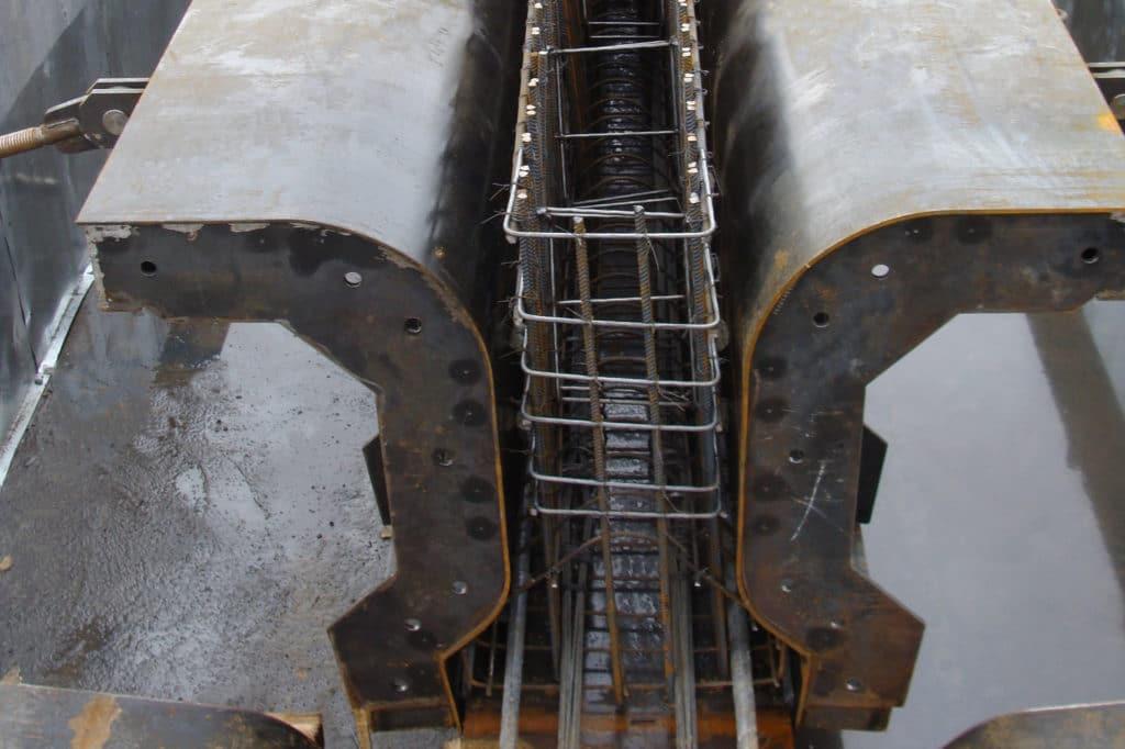 Металлоформа Мостовой Балки