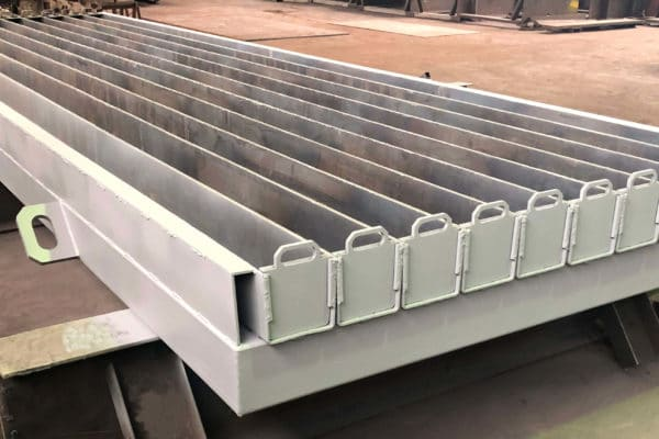 Форма мини свай сечение 150