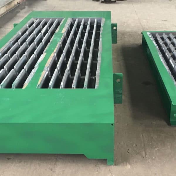 Металлоформы для щелевых полов