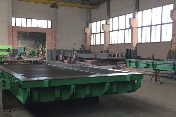 Производство металлоформ ПАГ