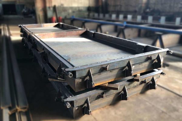 металлоформа дорожной плиты 2п 30 - 2 изделия